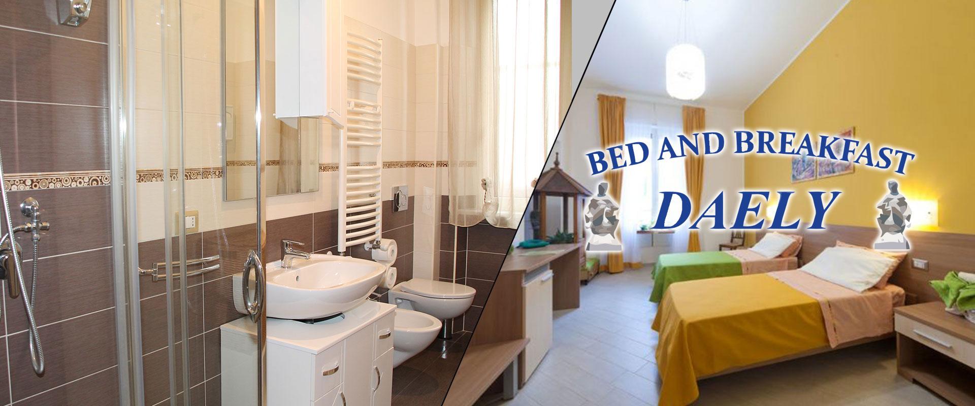 Da Ely - Bed and Breakfast in zona centro a Messina vicino Università e Tribunale